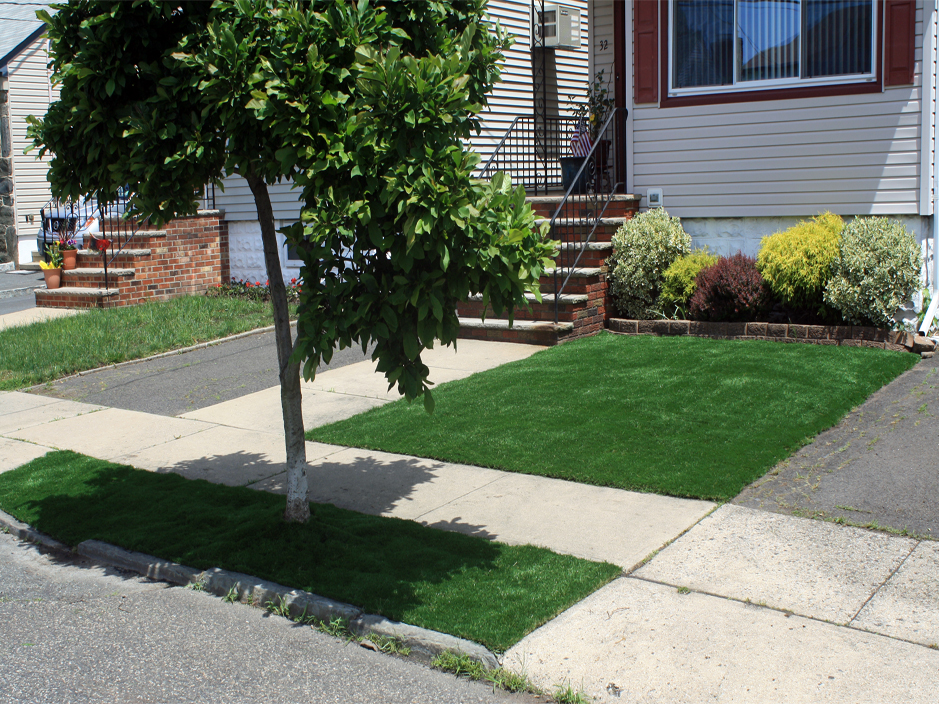Artificial Grass Wichita Falls Texas Landscaping Small Front