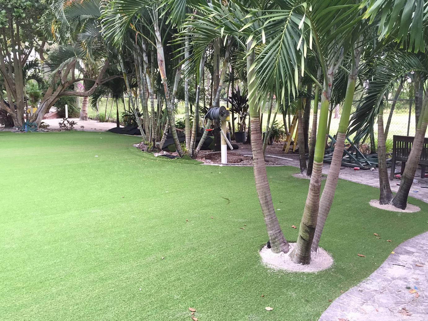 Green Lawn Cathedral City California Landscaping