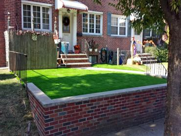 Artificial Grass Photos: Artificial Grass Carpet Peoria, Illinois City Landscape, Front Yard