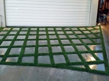 Artificial Grass Photos: Fake Grass Carpet Trenton, New Jersey Lawn And Landscape, Front Yard Landscaping Ideas