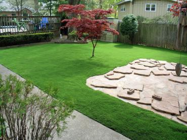 Artificial Grass Photos: Fake Turf High Point, North Carolina Landscape Rock, Backyard Garden Ideas