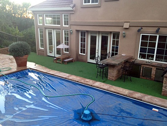 Artificial Grass Photos: Faux Grass Moore, Oklahoma Landscaping Business, Backyard Landscape Ideas