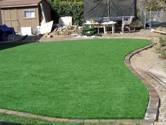 Artificial Grass Photos: Grass Installation Cheyenne, Wyoming Landscape Design, Backyard Landscape Ideas