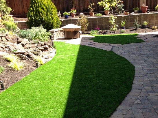 Artificial Grass Photos: Grass Installation South Jordan, Utah Roof Top