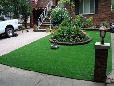 Artificial Grass Photos: Green Lawn Cambridge, Massachusetts, Front Yard