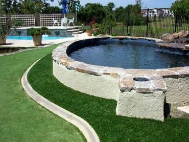 Artificial Grass Photos: Outdoor Carpet San Angelo, Texas Putting Green Flags, Backyard Design