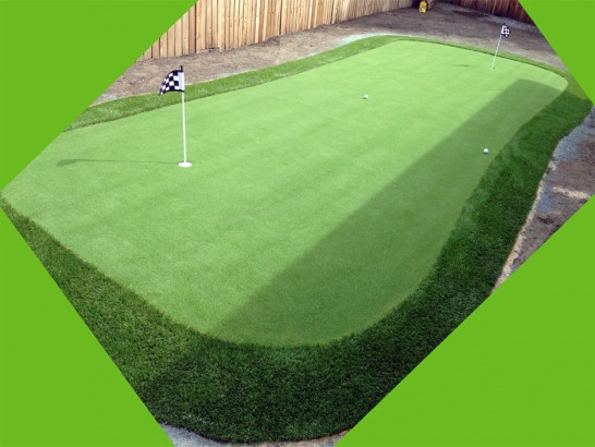 Artificial Grass Photos: Synthetic Grass Cost Santee, California Putting Green