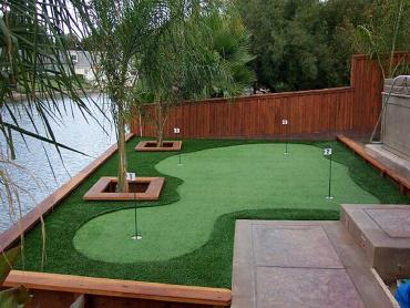Artificial Grass Photos: Synthetic Lawn Kent, Washington Outdoor Putting Green, Backyard