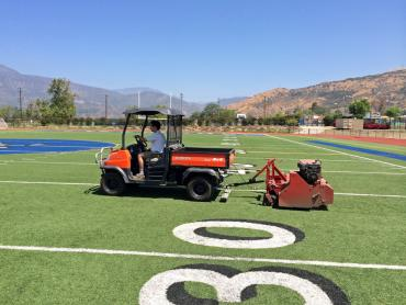 Artificial Grass Photos: Synthetic Turf Supplier Huntington Beach, California High School Sports