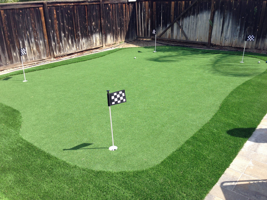 Artificial Turf Installation Anchorage, Alaska Putting ... on Artificial Turf Backyard Ideas id=29126