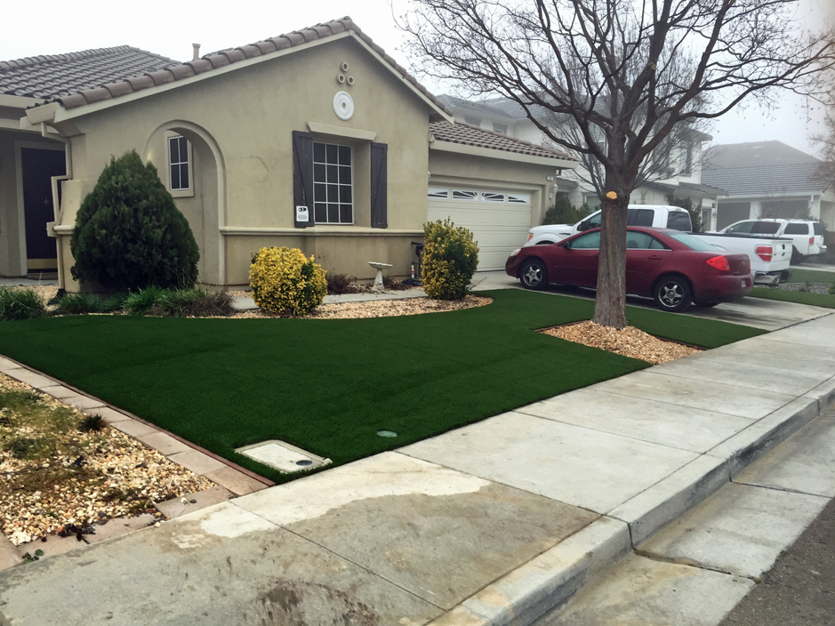 Artificial Turf Installation Grand Forks North Dakota Roof Top Front Yard Design
