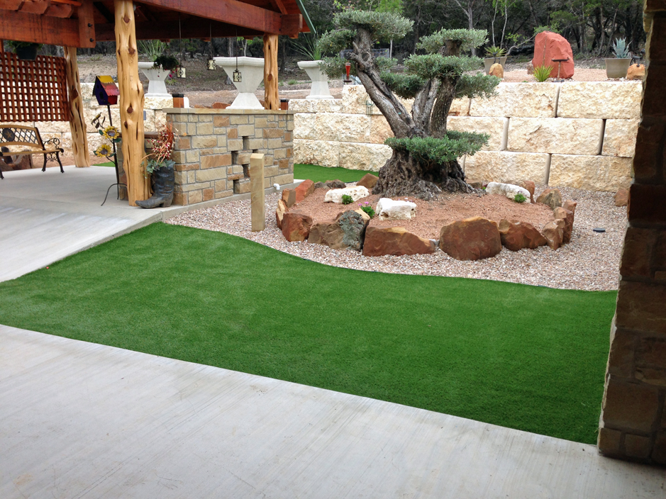 How To Install Artificial Grass Richardson, Texas ... on Artificial Turf Backyard Ideas id=86572