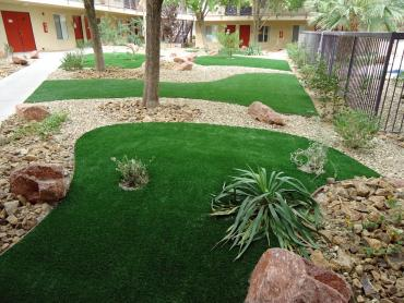 Synthetic Turf Miami, Florida Landscape Rock, Small ... on Artificial Turf Backyard Ideas id=13446